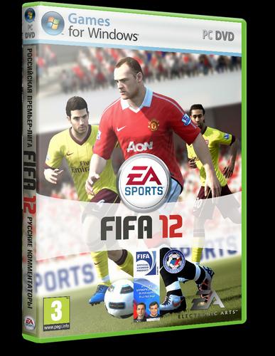 Скачать кряк для FIFA12. crack razor1911 фифа12 бесплатно без.